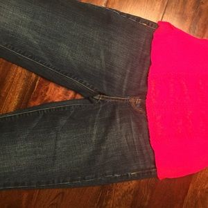 Old Navy Jeans - Old Navy Jeans curvy profile...like new!